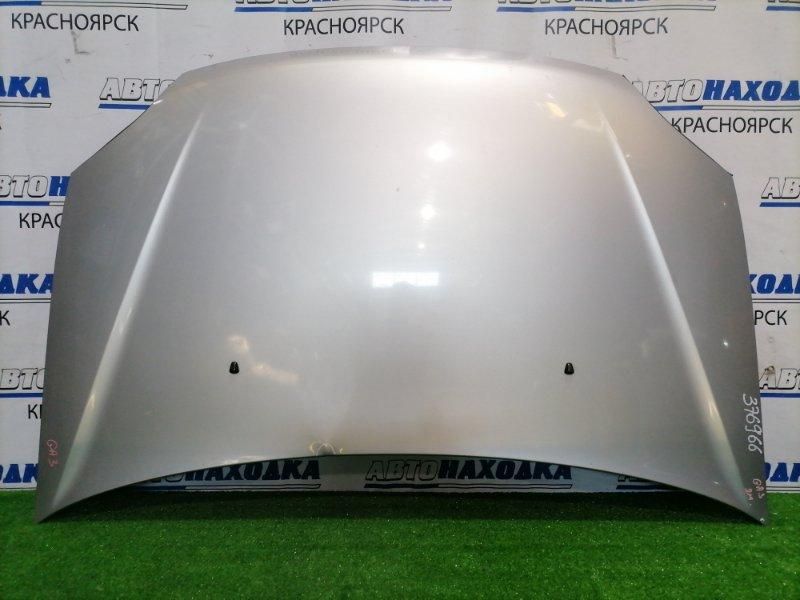 Капот Honda Logo GA3 D13B 1998 передний рестайлинг (2 и 3 мод). Есть вмятинка, потертость до