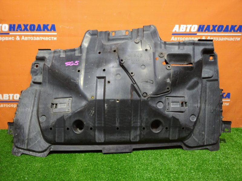 Защита двс Subaru Forester SG5 EJ20 2002