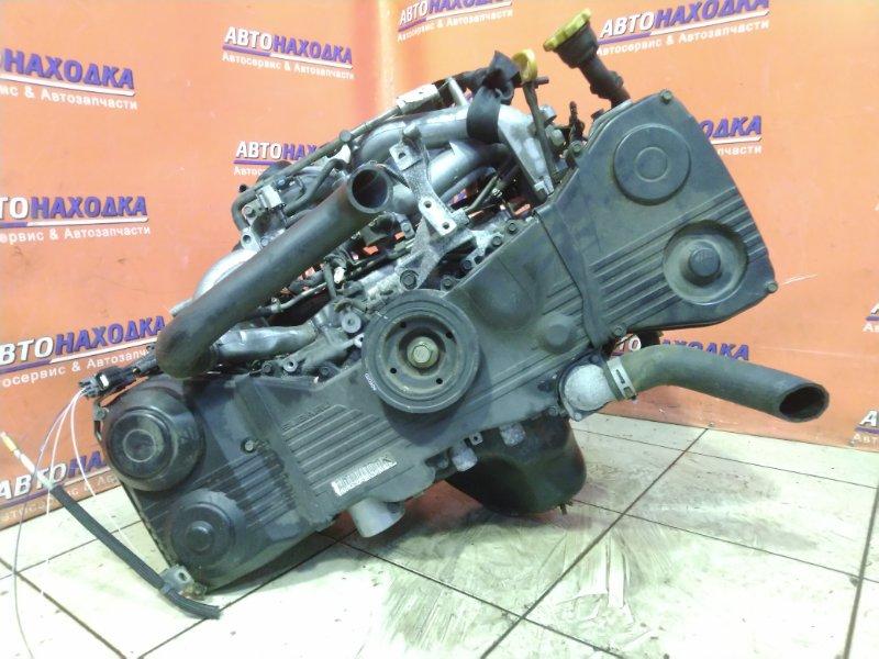 Двигатель Subaru Impreza GGC EL154 07.2006 C896706 89T.KM.ГОЛЫЙ БЕЗ НАВЕСНОГО