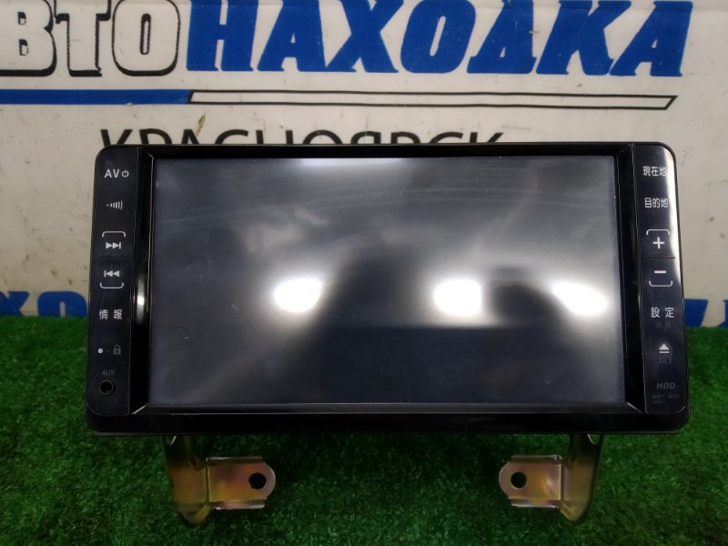 Магнитола Toyota Passo Sette M502E 3SZ-VE 2008 NHDT-W58 штатная, TOYOTA NHDT-W58, 36063, 2DIN, CD / MP3 / WMA / DVD / SD / HDD(40гб)