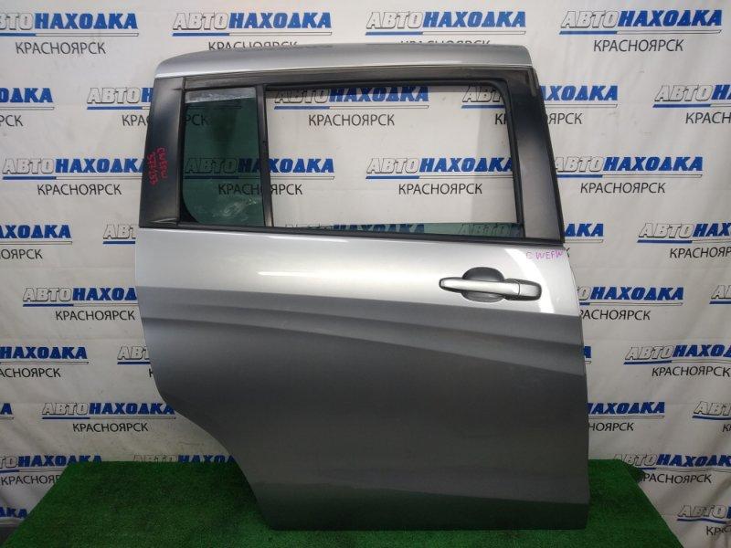 Дверь Mazda Premacy CWEFW LF-VDS 2010 задняя правая в целом ХТС, задняя правая, в сборе, сдвижная,
