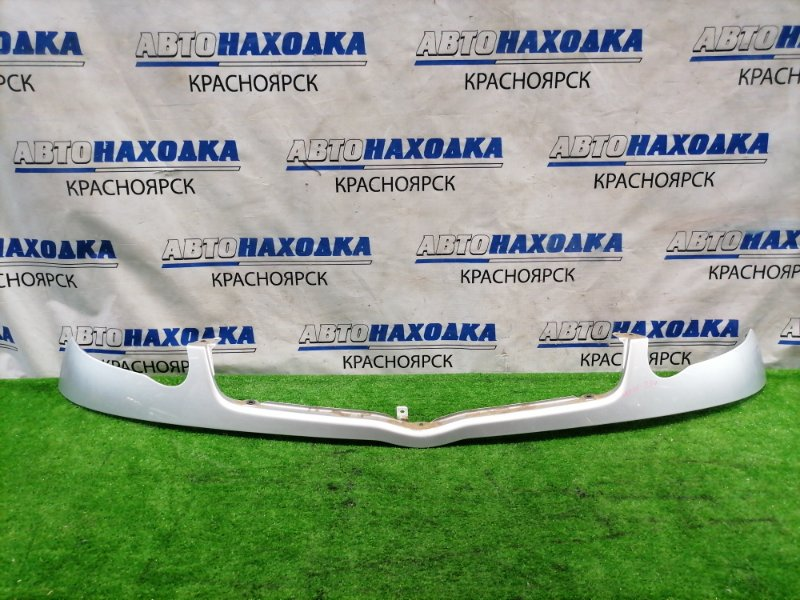 Планка под фару Toyota Funcargo NCP20 2NZ-FE 2002 передняя Рестайлинг (2 мод.). Цвет 1E7. Есть