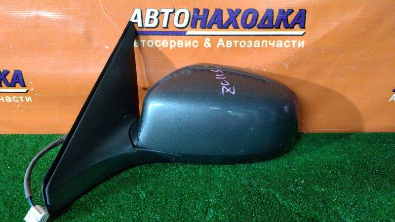 Зеркало Suzuki Swift ZC11S M12A переднее левое 010984 5 КОНТАКТОВ