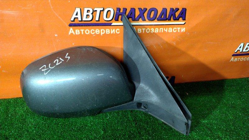 Зеркало Suzuki Swift ZC21S M13A переднее правое 011115 5 КОНТАКТОВ