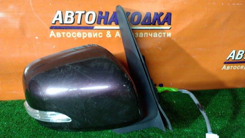 Зеркало Daihatsu Tanto L375S KF переднее правое 7 КОНТАКТОВ