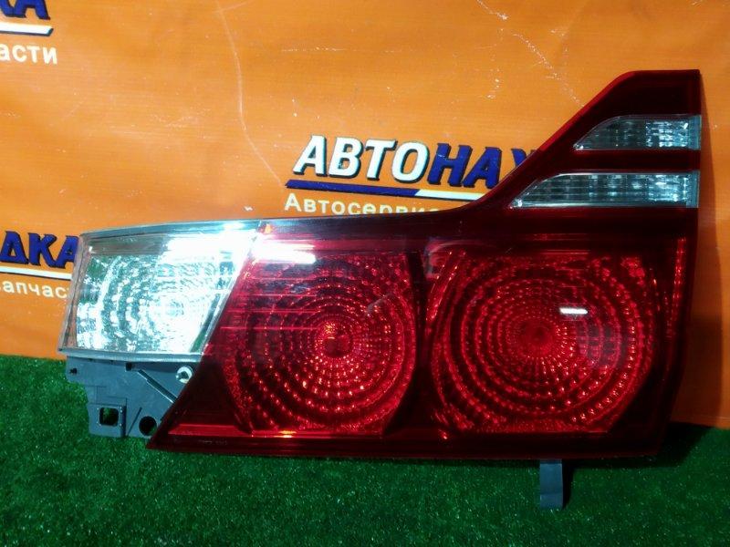 Вставка между стопов Toyota Alphard ANH10 2AZ-FE задняя правая 58-19