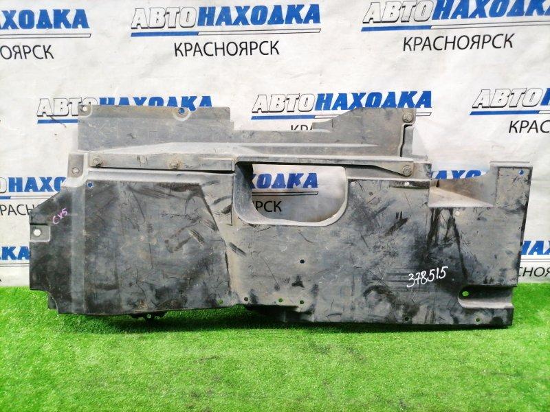 Защита Mazda Cx-5 KE2FW SH-VPTS 2012 задняя левая защита днища антигравийная, левая