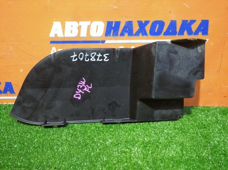 Защита двс Mazda Demio DY3W ZJ-VE 2005 передняя левая