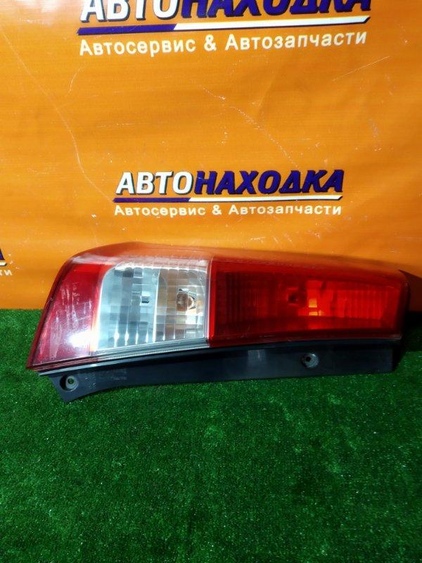Фонарь задний Suzuki Wagon R MH23S K6A задний левый 35603-70K0