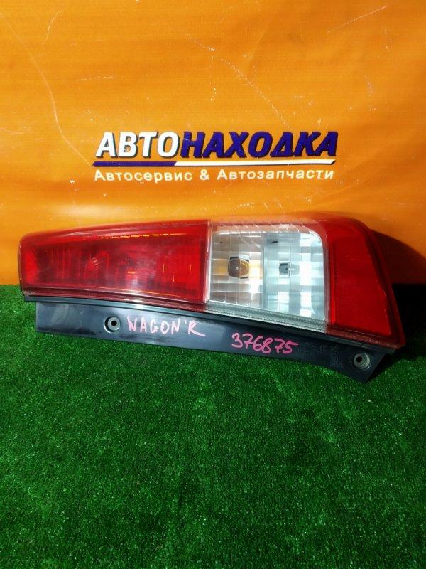 Фонарь задний Suzuki Wagon R MH23S K6A задний правый 35603-70K0