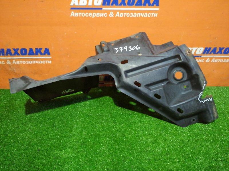 Защита двс Mitsubishi Grandis NA4W 4G69 2004 передняя правая нет кусочка