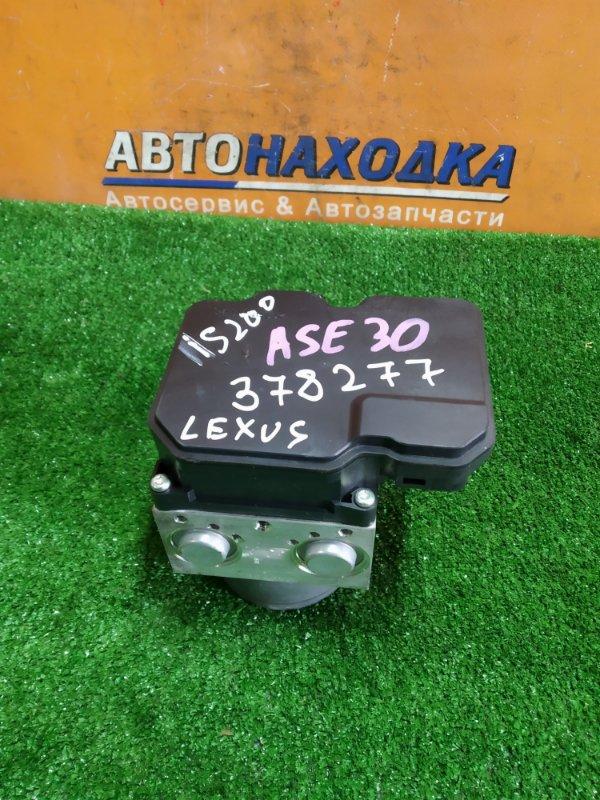 Блок abs Lexus Is200T ASE30 8AR-FTS 03.2017