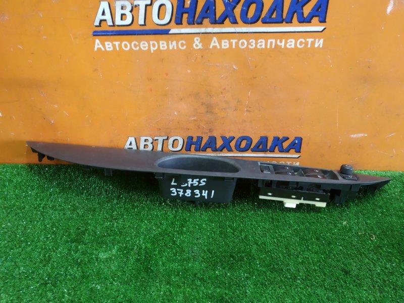 Блок управления стеклоподъемниками Daihatsu Tanto L375S передний правый