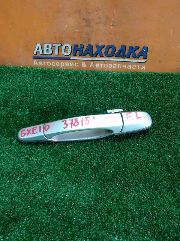 Ручка внешняя Toyota Altezza GXE10 передняя левая