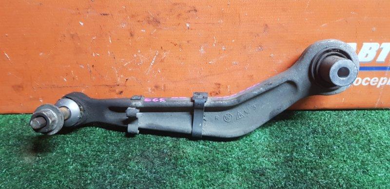Рычаг Bmw 750I E65 N62B48B 03.2008 задний правый верхний на балке
