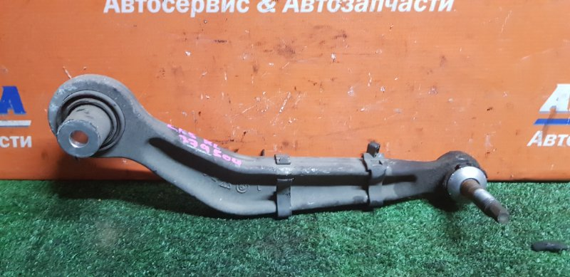 Рычаг Bmw 750I E65 N62B48B 03.2008 задний левый верхний серпом на балке