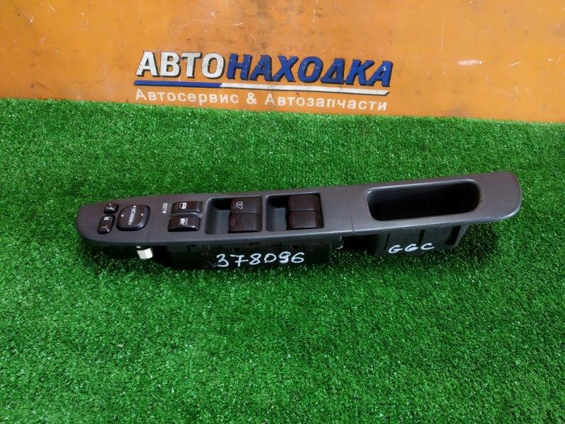 Блок управления стеклоподъемниками Subaru Impreza GGC EL154 07.2006 передний правый