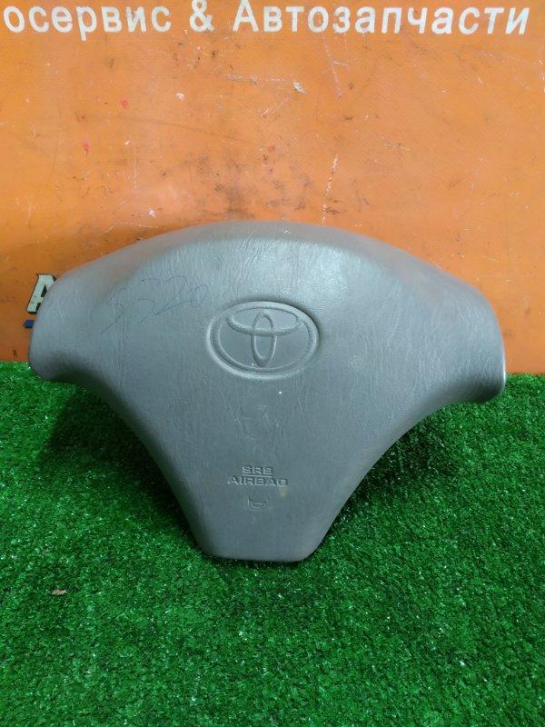 Airbag Toyota Corona Premio ST210 3S-FSE 04.1998 В РУЛЬ. БЕЗ ПАТРОНА