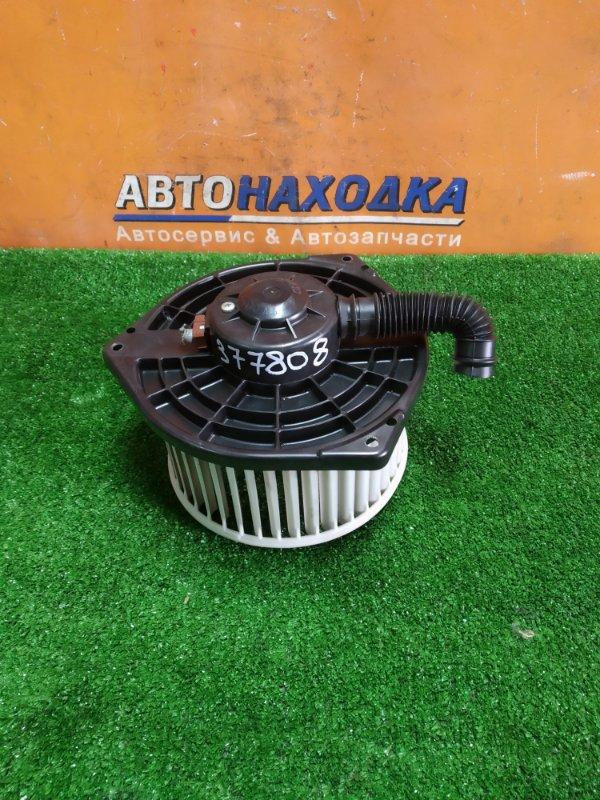 Мотор печки Honda Edix BE1 D17A 2005