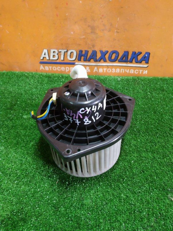 Мотор печки Mitsubishi Lancer CY4A 4B11