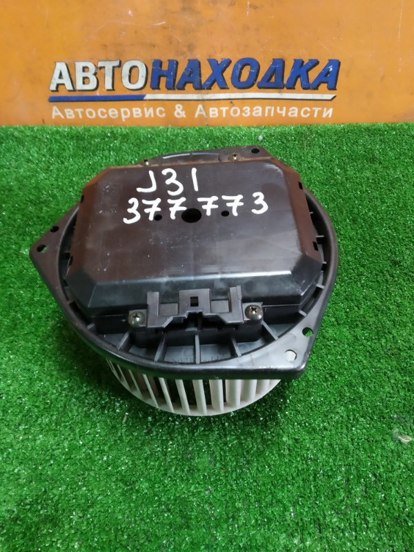Мотор печки Nissan Teana J31 VQ23DE 03.2004