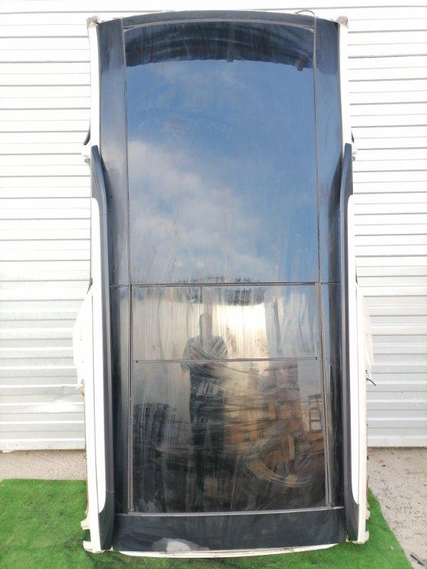 Крыша Cadillac Srx LH2 2003 15212371 С люком, с обшивкой, релингами, плафонами, кнопками