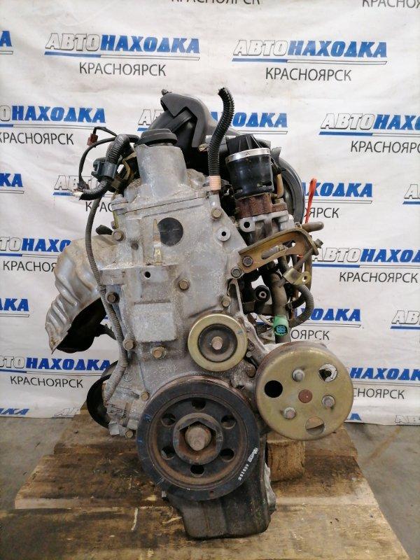 Двигатель Honda Fit Aria GD6 L13A 2002 3100791 №3100791 Пробег 95 т.км. Есть видео работы ДВС. Без
