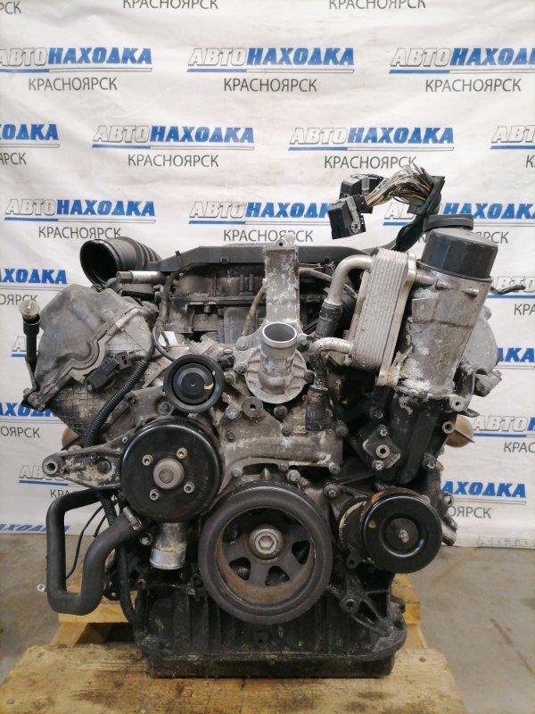 Двигатель Mercedes-Benz E430 W210 M113E43 1995 M113 E43, 113.940 №30007105 пробег 108 т.км. Без навесного. На ДВС