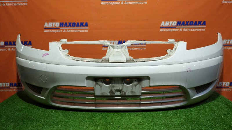 Бампер Mitsubishi Colt Z21A 4A90 2008 передний 3мод/ ХТС/ заглушки