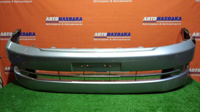 Бампер Mitsubishi Rvr N61W 4G93 199 передний 2мод/антенна/ нет заглушек