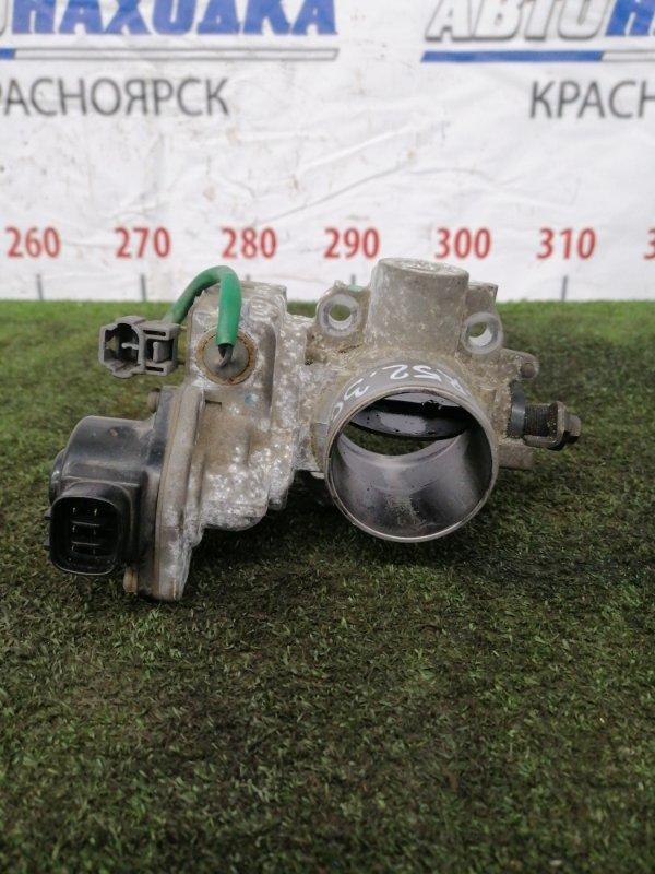 Заслонка дроссельная Toyota Lite Ace Noah CR52V 3C-E 1996 26100-64070 С ДПДЗ 89672-21020. C контактного ДВС с