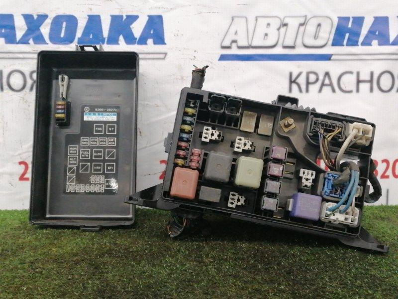 Блок предохранителей Toyota Lite Ace Noah CR52V 3C-E 1996 82661-28270 Подкапотный большой.