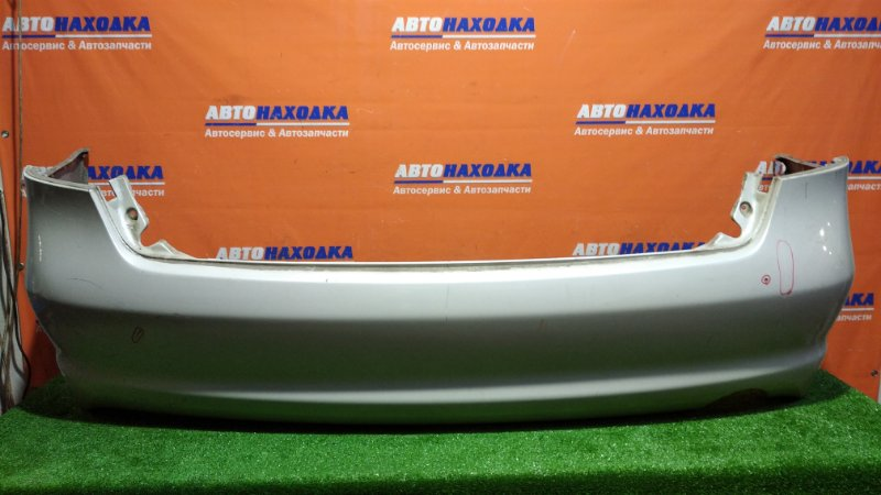 Бампер Mitsubishi Grandis NA4W 4G69 2003 задний W23/ есть косяки