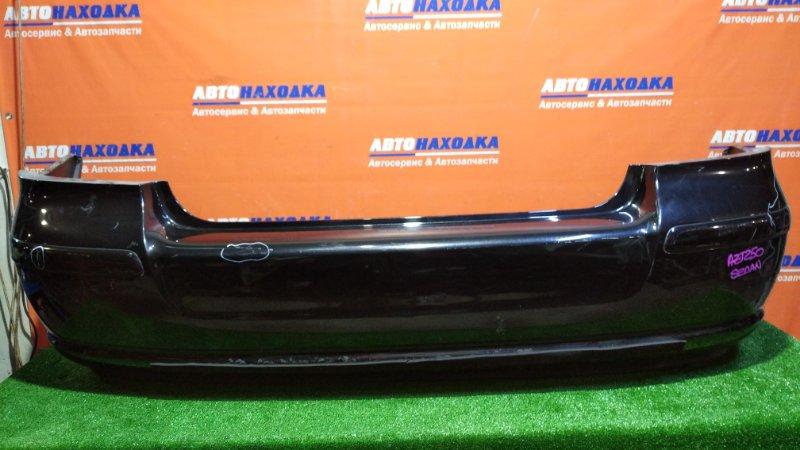 Бампер Toyota Avensis AZT250 1AZ-FSE 2003 задний sedan/под покраску