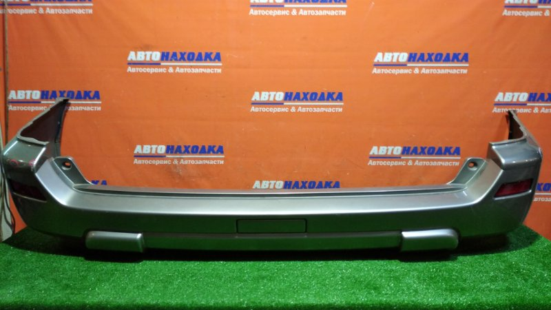Бампер Nissan X-Trail NT30 QR20DE 2000 задний KX4 / ХТС