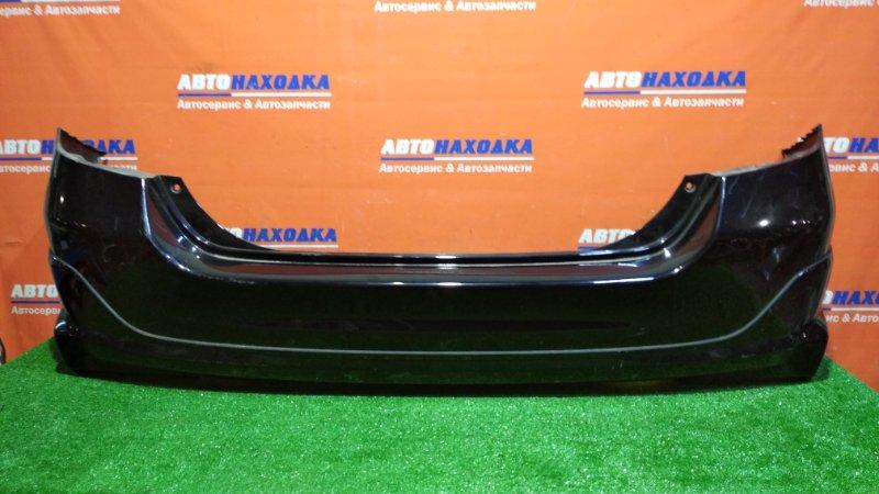 Бампер Honda Fit GD1 L13A 2001 задний B92P/ есть потертости