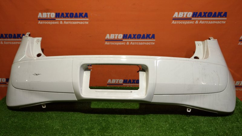 Бампер Mitsubishi Colt Z21A 4A90 2008 задний 3мод/ ХТС