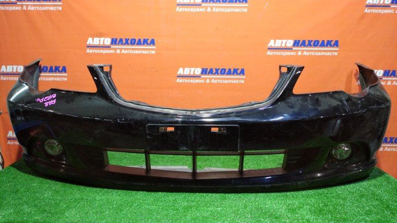 Бампер Honda Odyssea RA8 J30A 2001 передний B92P/туманки/под покраску