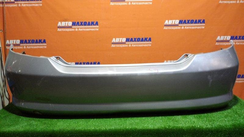 Бампер Honda Fit Aria GD6 L13A 2002 задний 1мод/ NH623M/ есть царапины
