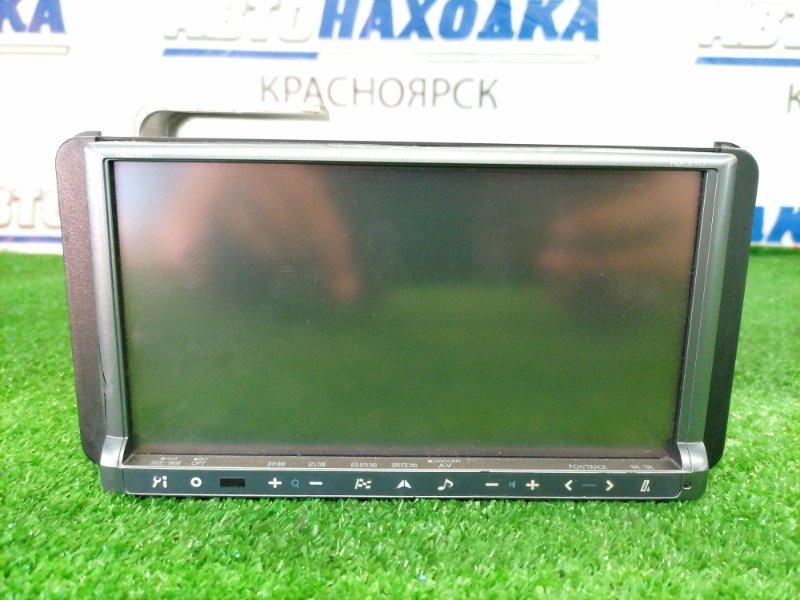 Магнитола Toyota Clarion NX310 Clarion NX310, 2 DIN, DVD, MP3, USB, I-POD ,SD-audio, RADIO, DVD PAL/NTSC, с фишками,