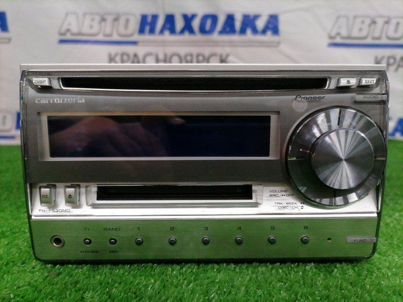 Магнитола Nissan Bluebird Sylphy QG10 QG18DE 2000 FH-P530MD-S PIONEER CARROZZERIA FH-P530MD-S, с фишками, mdlp.LP2, LP4,