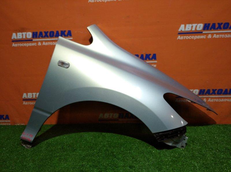 Крыло Honda Airwave GJ1 L13A 2005 переднее правое G524MX / повторитель / клипса/ ОТС