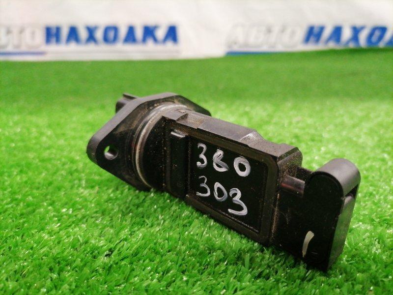 Датчик расхода воздуха Nissan Serena TC24 QR20DE 2001 226806N201 5 контактов