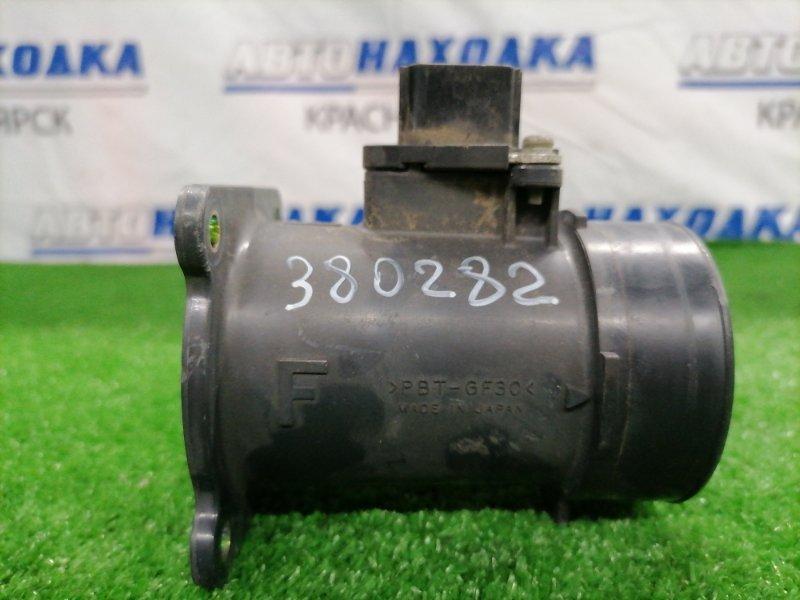 Датчик расхода воздуха Nissan Primera QP12 QG18DE 2002 226807S000 5 контактов