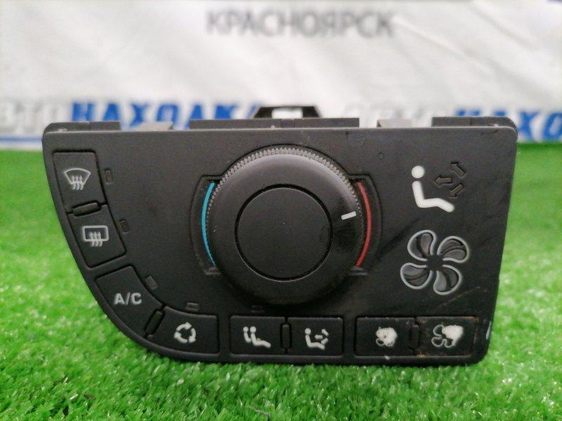 Климат-контроль Citroen Grand C4 Picasso UA EP6 2007 9650868677 электронный, с фишкой, есть потертости