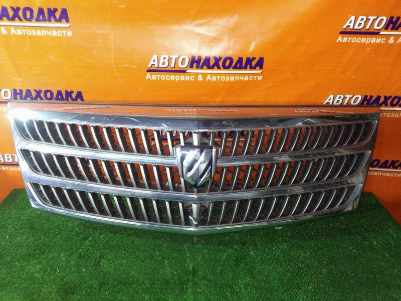 Решетка радиатора Toyota Alphard ANH10 1AZ-FSE 53101-58070 +КАМЕРА