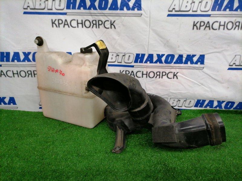 Влагоотделитель Toyota Voxy ZRR70G 3ZR-FE 2007 Резонатор воздушного фильтра + патрубок