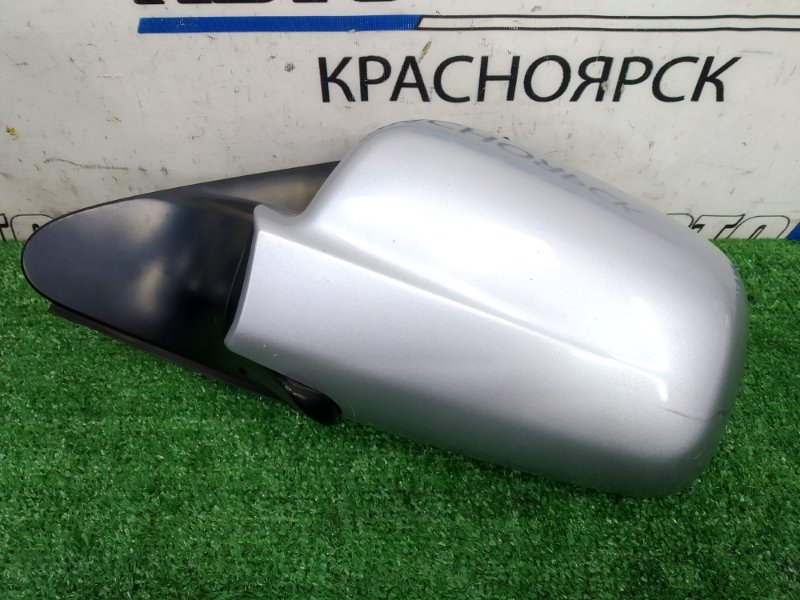 Зеркало Honda Hr-V GH3 D16A 2001 переднее левое левое, серебристое (NH623M), 5 контактов,