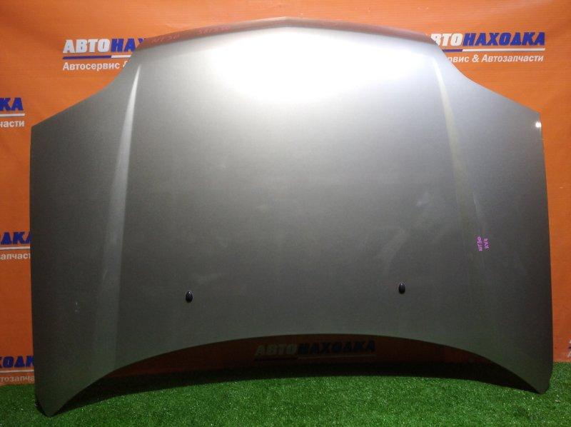 Капот Nissan X-Trail NT30 QR20DE 2000 KX4 / есть вмятинка