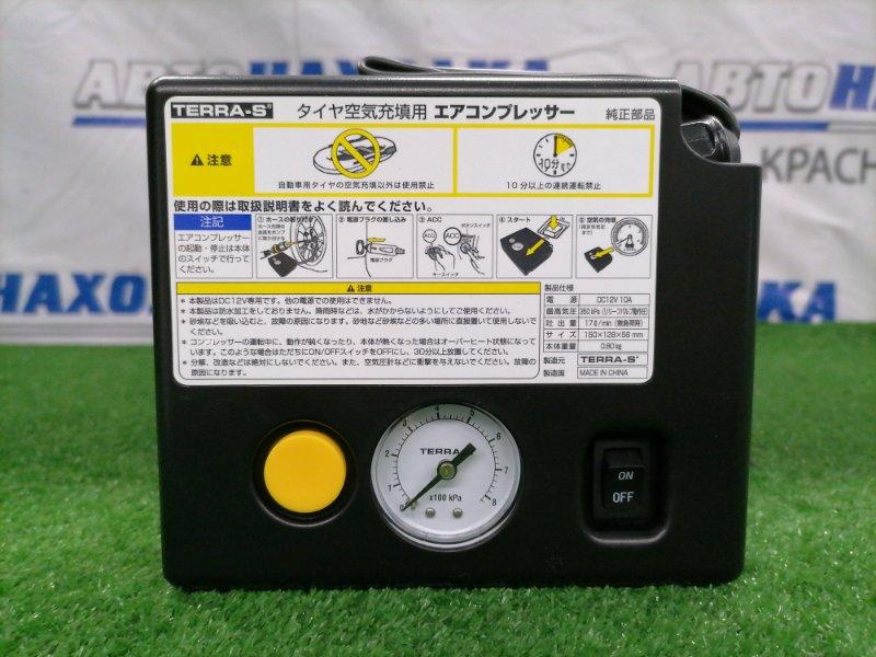 Компрессор автомобильный Honda Питание от гнезда прикуривателя /DC=12V, 10A, 350kPa, 150 х 128 х